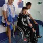 Турнир по плаванию среди детей-инвалидов всех категорий на призы олимпийского чемпиона Вениамина Таяновича 114