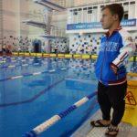 Турнир по плаванию среди детей-инвалидов всех категорий на призы олимпийского чемпиона Вениамина Таяновича 123