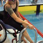 Турнир по плаванию среди детей-инвалидов всех категорий на призы олимпийского чемпиона Вениамина Таяновича 124