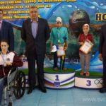Турнир по плаванию среди детей-инвалидов всех категорий на призы олимпийского чемпиона Вениамина Таяновича 140