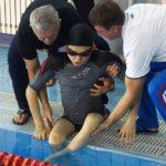 Турнир по плаванию среди детей-инвалидов всех категорий на призы олимпийского чемпиона Вениамина Таяновича 149