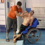 Турнир по плаванию среди детей-инвалидов всех категорий на призы олимпийского чемпиона Вениамина Таяновича 153