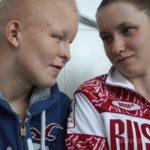 Турнир по плаванию среди детей-инвалидов всех категорий на призы олимпийского чемпиона Вениамина Таяновича 165