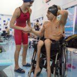 Турнир по плаванию среди детей-инвалидов всех категорий на призы олимпийского чемпиона Вениамина Таяновича 177