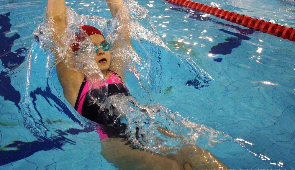 Турнир по плаванию среди детей-инвалидов всех категорий на призы олимпийского чемпиона Вениамина Таяновича  185