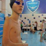 Турнир по плаванию среди детей-инвалидов всех категорий на призы олимпийского чемпиона Вениамина Таяновича 200