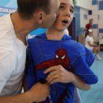 Турнир по плаванию среди детей-инвалидов всех категорий на призы олимпийского чемпиона Вениамина Таяновича 210