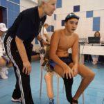 Турнир по плаванию среди детей-инвалидов всех категорий на призы олимпийского чемпиона Вениамина Таяновича 212