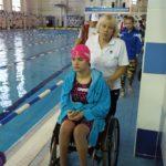 Турнир по плаванию среди детей-инвалидов всех категорий на призы олимпийского чемпиона Вениамина Таяновича 218