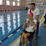 Турнир по плаванию среди детей-инвалидов всех категорий на призы олимпийского чемпиона Вениамина Таяновича 219