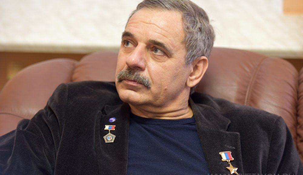 Михаил Корниенко, летчик-космонавт