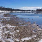Весна, ледоход на реке 5
