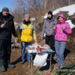 Весна, ледоход на реке 11