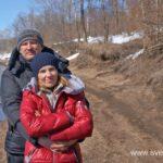 Весна, ледоход на реке 22