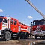 Пожарная служба. МЧС России21