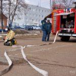 Пожарная служба. МЧС России43