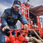 Пожарная служба. МЧС России53