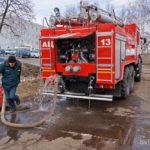 Пожарная служба. МЧС России55