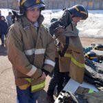 Пожарная служба. МЧС России8