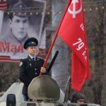 Парад Бессмертного полка в Уфе 015