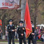 Парад Бессмертного полка в Уфе 016