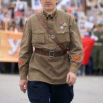 Парад Бессмертного полка в Уфе 025