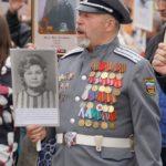 Парад Бессмертного полка в Уфе 030