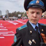 Парад Бессмертного полка в Уфе 043