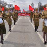 Парад Бессмертного полка в Уфе 050