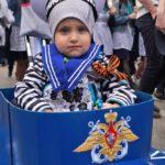 Парад Бессмертного полка в Уфе 067