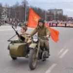 Парад Бессмертного полка в Уфе 077