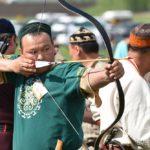 Турнир по стрельбе из традиционного лука на кубок Кильмака Нурушева 2