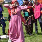 Турнир по стрельбе из традиционного лука на кубок Кильмака Нурушева39