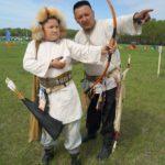 Турнир по стрельбе из традиционного лука на кубок Кильмака Нурушева 75