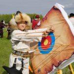 Турнир по стрельбе из традиционного лука на кубок Кильмака Нурушева 76