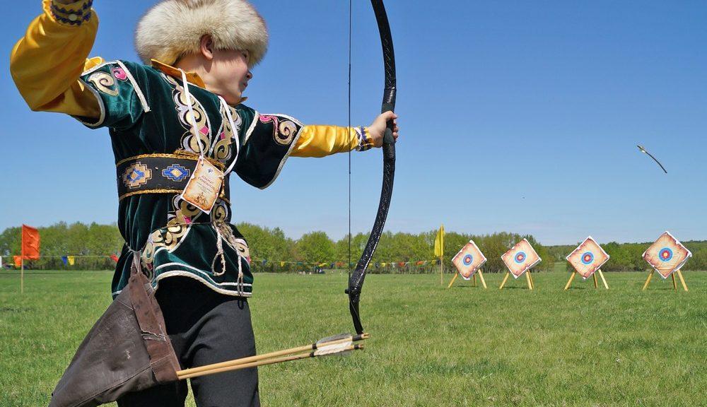 Турнир по стрельбе из традиционного лука на кубок Кильмака Нурушева 82