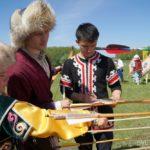 Турнир по стрельбе из традиционного лука на кубок Кильмака Нурушева 83