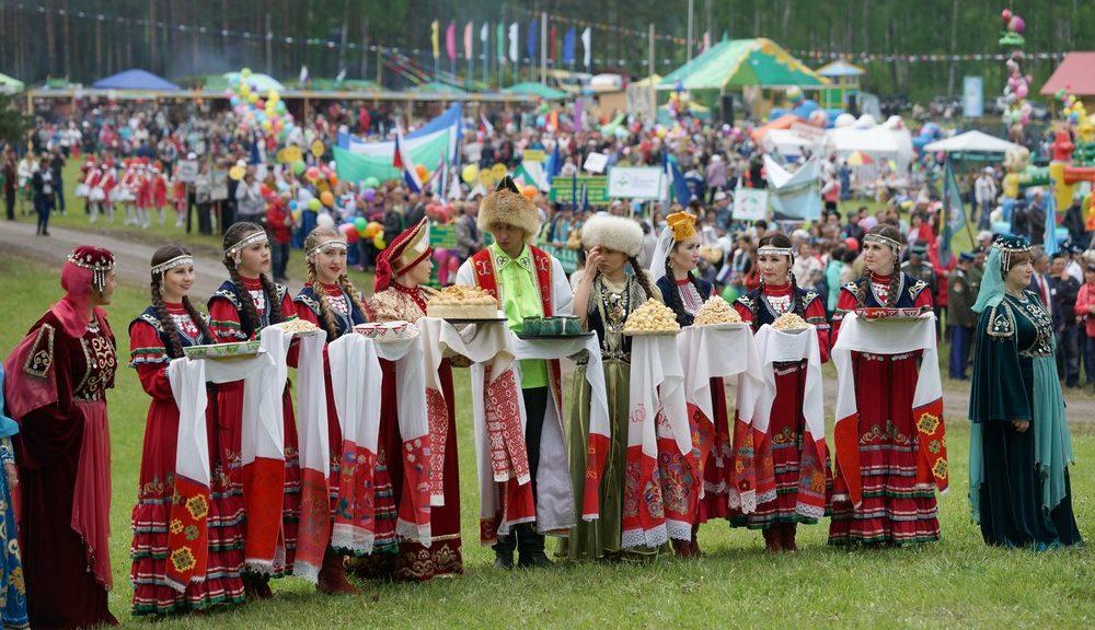 Международный фестиваль национальных культур «Бердэмлек» - «Содружество»006