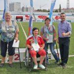праздничное физкультурно-спортивное мероприятие для инвалидов, посвященное Дню физкультурника. 03