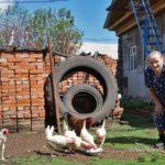 Село Ахлыстино Кушнаренковского района РБ 40