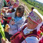 Праздник в селе Ахлыстино «Экология души: Живи деревня, живи в деревне!» 63