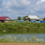 Село Ахлыстино Кушнаренковского района РБ.82
