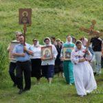 Крестный ход вокруг села Ахлыстино 93
