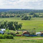 Село Ахлыстино Кушнаренковского района РБ.109