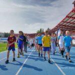 праздничное физкультурно-спортивное мероприятие для инвалидов, посвященное Дню физкультурника. 04