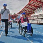 праздничное физкультурно-спортивное мероприятие для инвалидов, посвященное Дню физкультурника. 05