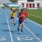 праздничное физкультурно-спортивное мероприятие для инвалидов, посвященное Дню физкультурника. 07