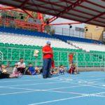 праздничное физкультурно-спортивное мероприятие для инвалидов, посвященное Дню физкультурника. 09