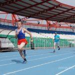 праздничное физкультурно-спортивное мероприятие для инвалидов, посвященное Дню физкультурника. 11