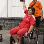 праздничное физкультурно-спортивное мероприятие для инвалидов, посвященное Дню физкультурника. 15